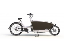 Urban Arrow Family E-bike Bakfiets wit