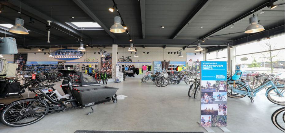 Welkom bij Giant Store Beekhoven Bikes
